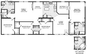 floor plans for 4 bedroom houses 4 bedroom floor plans internetunblock us internetunblock us