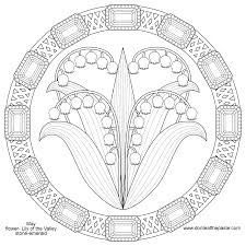 don u0027t eat the paste may birthstone and flower mandala