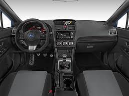 subaru wrx interior 2016 subaru wrx review carsdirect
