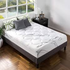 Ultra King Bed Zinus Inc Ultra Plush Supreme 10 In Full Memory Foam Mattress Hd