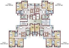 1981 sq ft 3 bhk 3t apartment for sale in ansal api celebrity