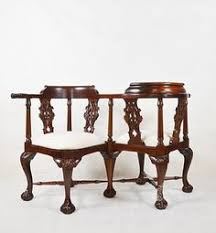 Chippendale Loveseat Chippendale Ball And Claw Foot History Of Furniture Pinterest