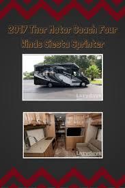 123 best class c motorhomes images on pinterest class c 2017 thor motor coach four winds siesta sprinter brings class a luxury to a class c