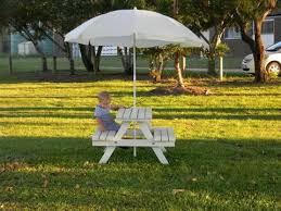 kids outdoor picnic table kid s timber picnic table mini kids outdoor furniture kids