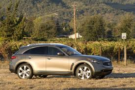 infiniti fx50 2010 infiniti fx gets new standard features prices start from 43 265