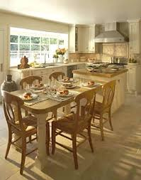 kitchen islands with tables attached dining table kitchen island dining table attached island dining
