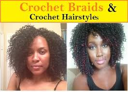 embrace braids hairstyles best crochet braids 12 crochet hairstyles with pictures