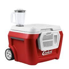 amazon com coolest cooler in sangria patio lawn u0026 garden