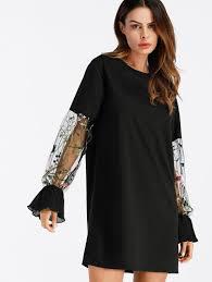 floral dresses shop flower dresses cheap online shein com