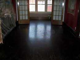 Black Laminate Wood Flooring Glass Swing Doors Panels With Laminate Wood Floor