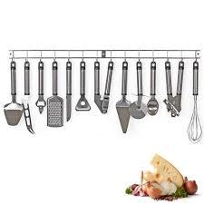 lot ustensiles de cuisine lot de 13 ustensiles de cuisine avec support d accrochage achat