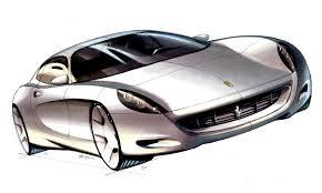 italiaspeed com pininfarina release design sketches of the
