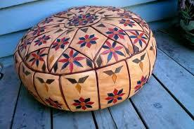 Ottoman Morocco Moroccan Pouf Ottoman Decor Ideas House Plan And Ottoman
