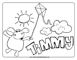 timmy time 1 free disney coloring sheets learn to coloring