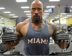 dwayne johnson chest workout pop workouts