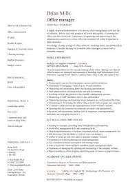 office resume template 7 best resume template open office images on free open