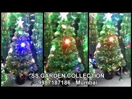 fiber optic with led lights christmas tree wholesaler in crawford