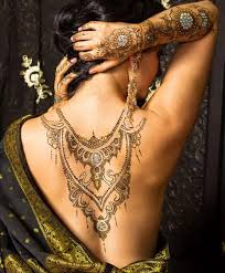 15 back henna tattoos meant for henna