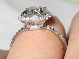 harry winston the one ring balance on the hw micropave pricescope forum