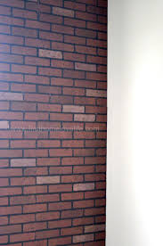 Paneling For Walls by Faux Brick Ifying First Home Love Life