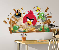 Kids Bedroom Wall Decals Baffling 3d Wall Stickers Amazon Also Wall Stickers For Boy Room And