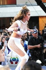 performs on the today show in rockefeller center nyc 07