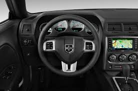 Dodge Challenger 2014 - 2014 dodge challenger steering wheel interior photo automotive com