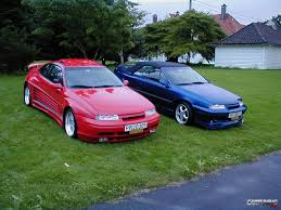 view of opel calibra photos video features and tuning of