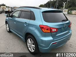 mitsubishi rvr interior used mitsubishi rvr from japan car exporter 1112260 giveucar