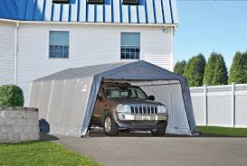 Costco Canopy 10x20 by Portable Garage Kit Reviews Portable Car Garage Shelters