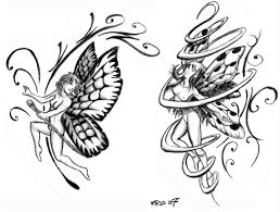 fairies tattoo images u0026 designs