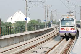 Blue Line Delhi Metro Map by 12 Facts That You Didn U0027t Know About Delhi Metro Ridlr