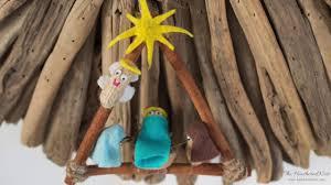 diy nativity christmas ornament craft youtube