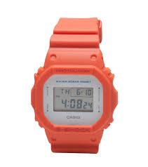 Orange Accessories G Shock Dw 5600 Wrist Watch Orange Jimmy Jazz Dw5600m 4