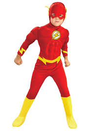 spirit halloween kids costumes kids flash costume