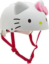 amazon kitty 3d ears u0026 bow toddler helmet sports