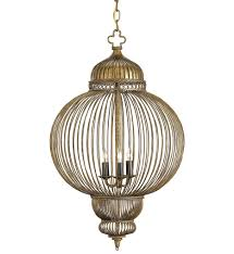 Lighting Fixture Company by Currey U0026 Company 9137 Giltspur 3 Light Chandelier With Rustic