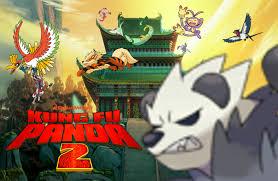 kung fu panda 2 advancearcy deviantart