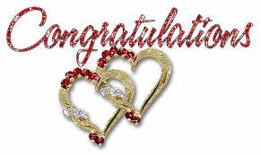 wedding wishes gif congratulations wedding animated gif namegif