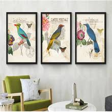 Posters For Living Room by Online Get Cheap Poster Parrot Aliexpress Com Alibaba Group