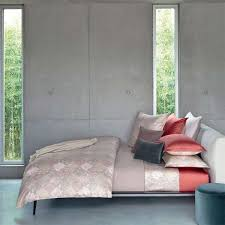 hugo boss stencil bed linen collection at dotmaison
