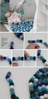 felt ball projects diy projects craft ideas u0026 how to u0027s for home