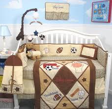 Crib Bedding Calgary Themed Sports Crib Bedding Sets Home Inspirations Design