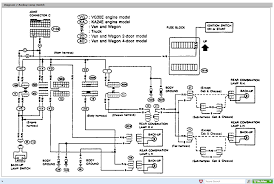 nissan wiring diagram on nissan images free download wiring