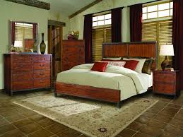 bedroom red and white furniture blackhawk kathy ireland