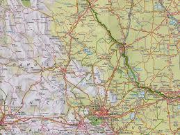 Map Of Sonora Mexico by Map Of Mexico Guatemala Belize U0026 El Salvador Nelles Map