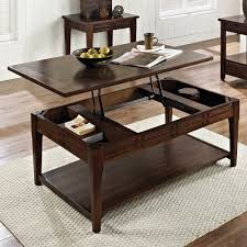 3 piece coffee table set steve silver crestline 3 piece coffee table set in distressed walnut
