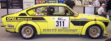 opel kadett rally car nolte motorsport coupe old kadetts never die pinterest rally
