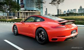 first porsche car driving impression review porsche 911 carrera s revolutionary but