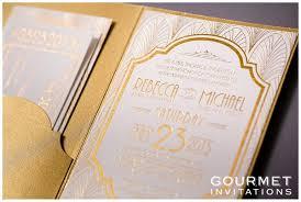 deco wedding invitations deco wedding invitations weddings